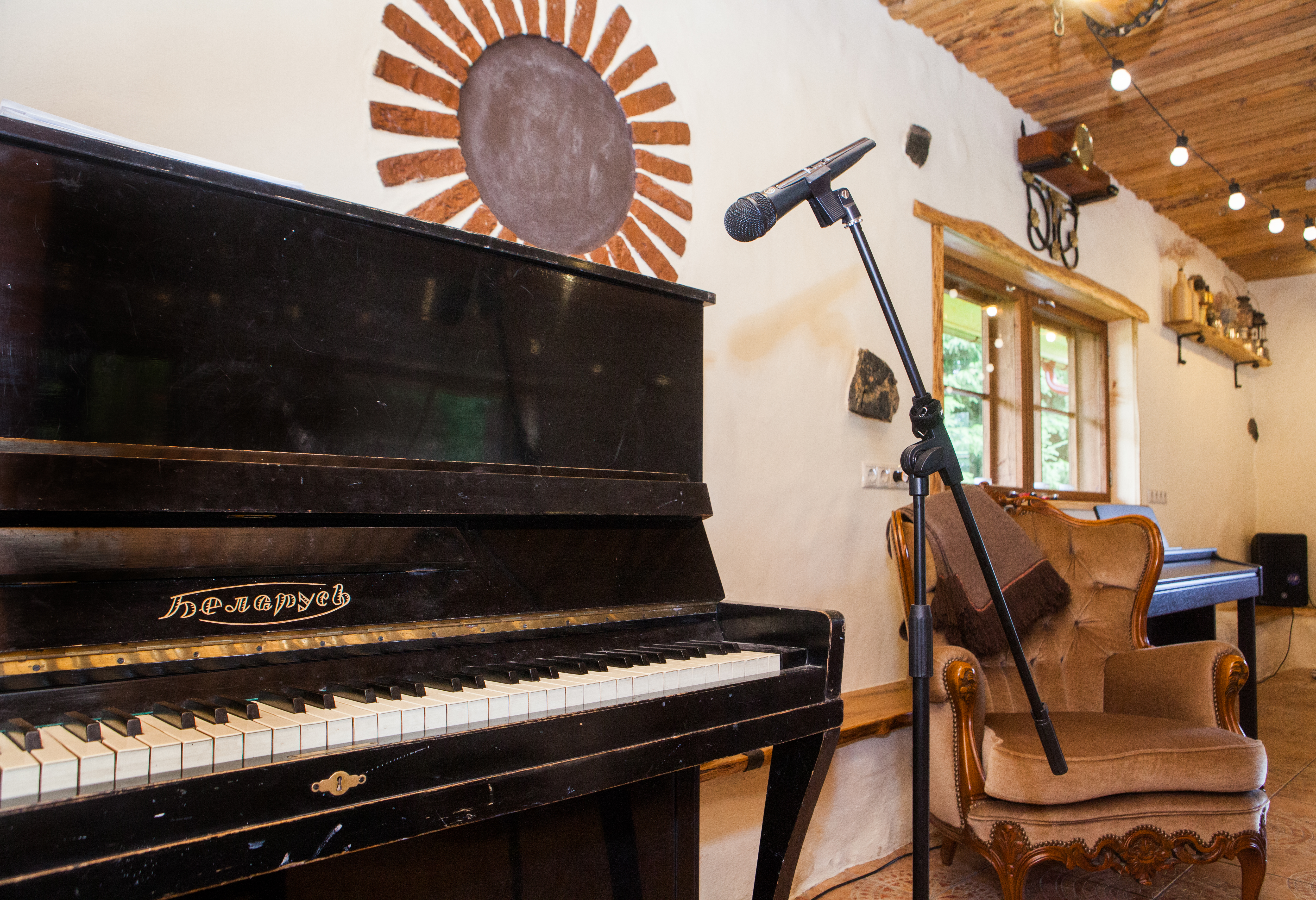 Käsitöömaja klaver